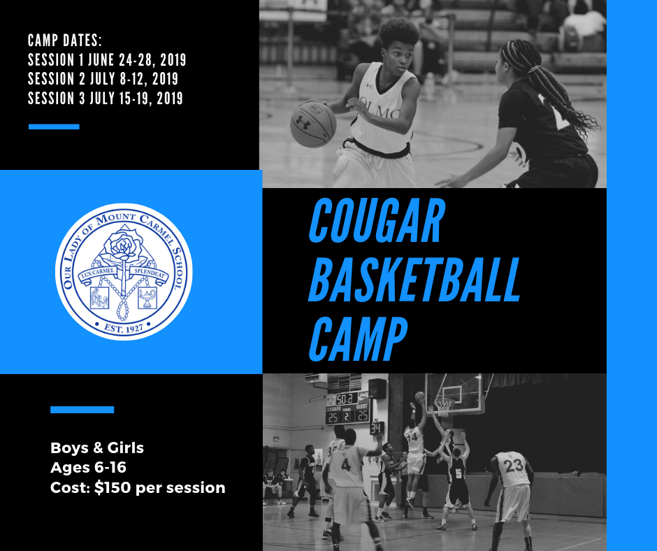 Basketball Camp | Our Lady of Mount Carmel